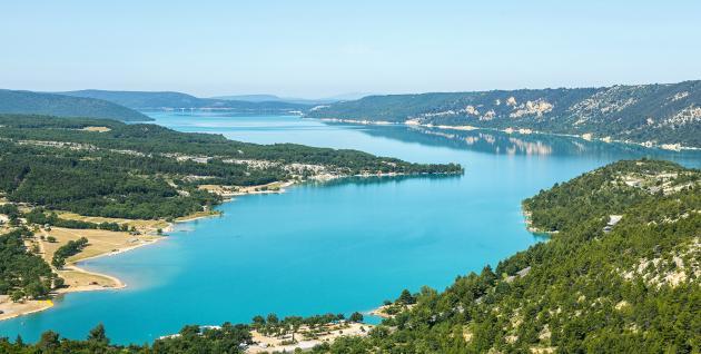 Lac de sainte croix 156389021